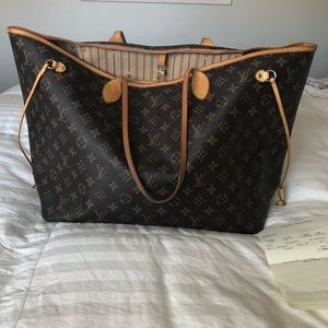 Louis Vuitton (Never Full)